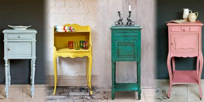 Workshops met chalk paint